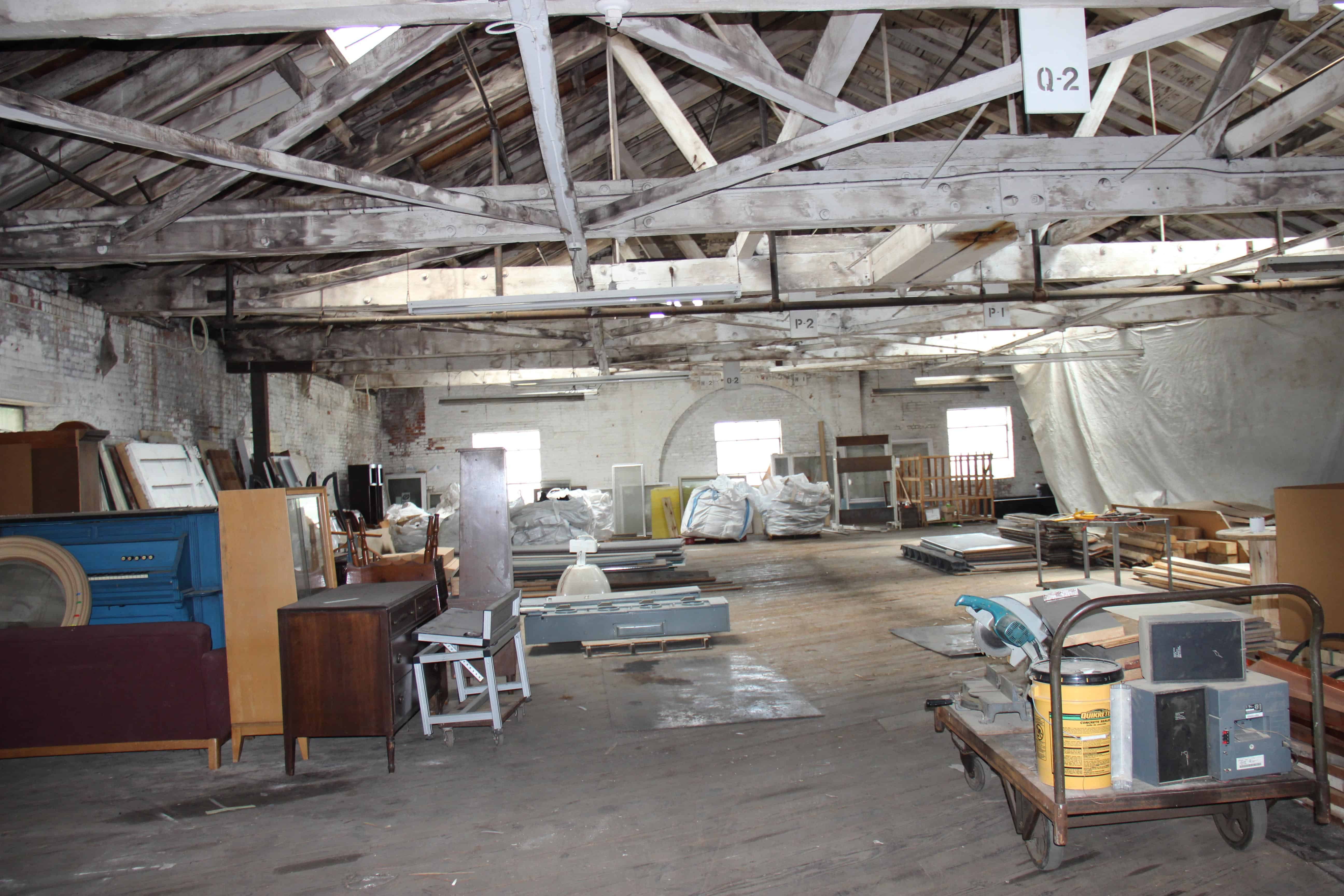 Open warehouse available in Newburgh NY