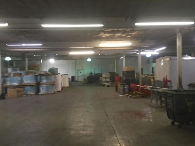 available warehouse space Newburgh, NY