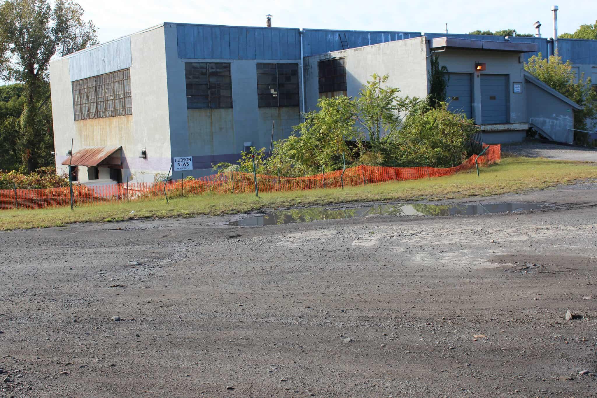 manufacturing warehouse space in Newburgh
