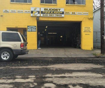 Usable warehouse or retail space with great potential on Ann Street, Newburgh, NY