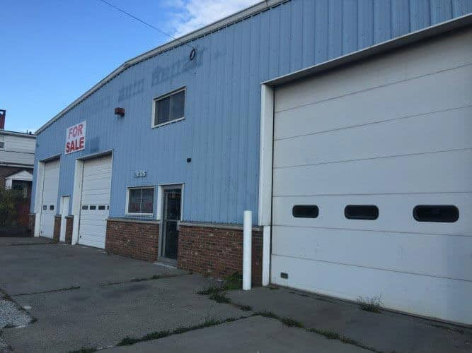 industrial space for sale Newburgh, NY
