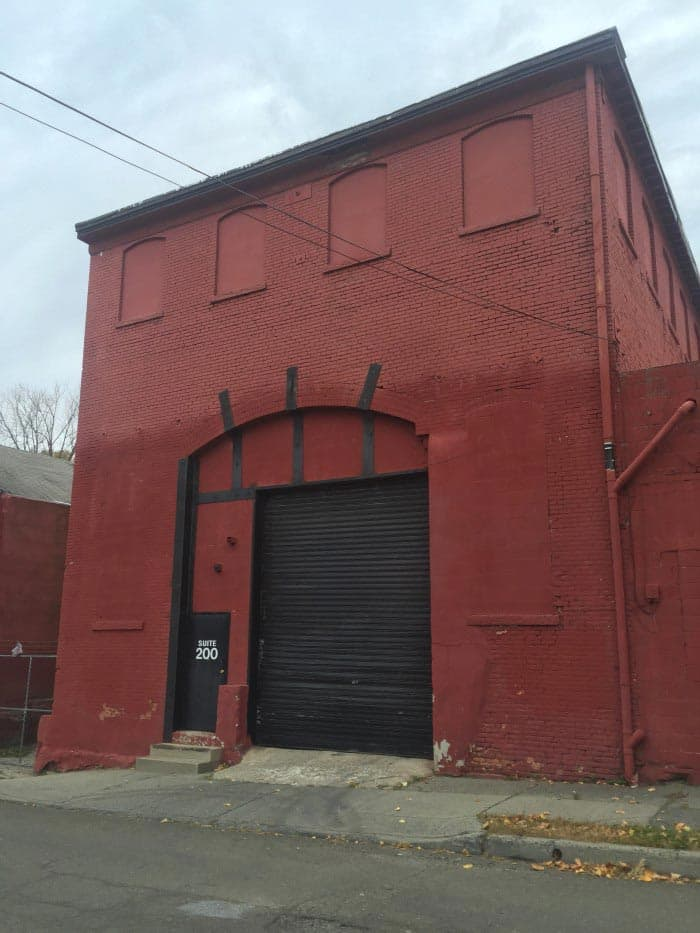 historic warehouse space, Newburgh NY
