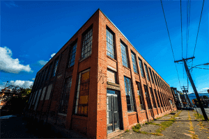 Historic Brick Warehouse for lease in Newburgh, NY