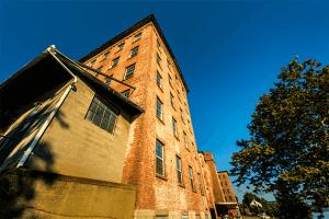 302 North Water Street Newburgh N.Y. The Regal Bag Building has open warehouse space