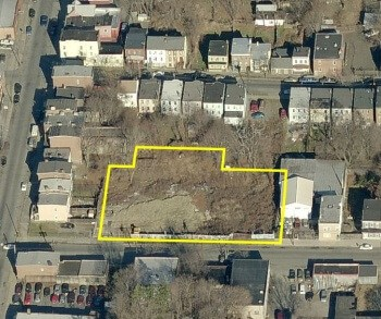 242 South Williams Street: An open Lot For Sale Newburgh, NY