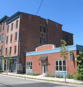 Land Bank Revitalization Success Story at 13 -15 Chamber Street, Newburgh, N.Y.
