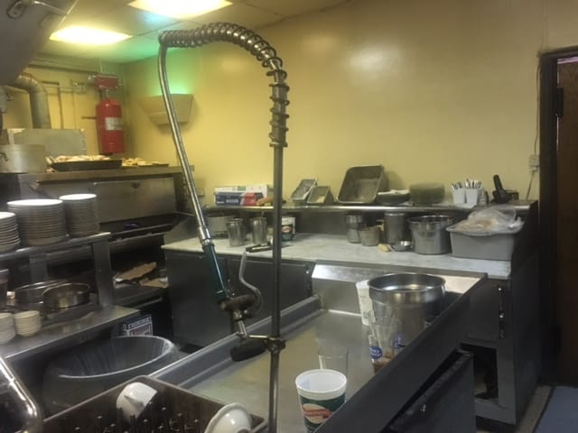 Commercial Kitchen Newburgh