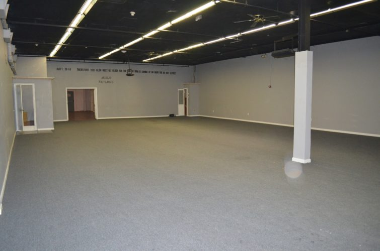Great retail space
