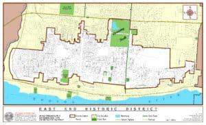 Historic Districtmap