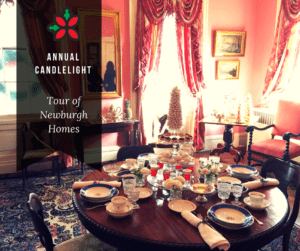 Newburgh Historical Society's Candlelight Tour 2016
