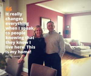 "Elizabeth Rowley and Bill Fioravanti explain ""Why We Chose Newburgh"""