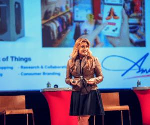 Keynote speaker at the Accelerator's Hudson Valley Leadership Conference 2017