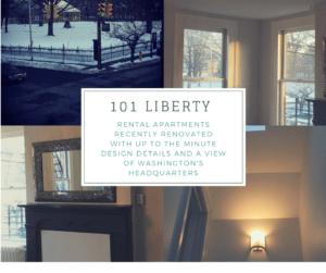101 Liberty Street Apartments owned by Rich Fracasse