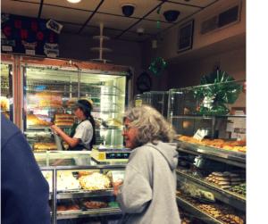 Sunday pastry run Torino's Bakery Newburgh, N.Y.