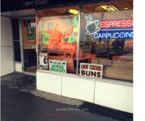 $5.00 Sundays: Breakfast in Newburgh. First stop: Torino's Bakery 404 Broadway, Newburgh, N.Y.