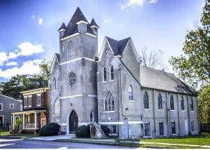 AME Zion Church Newburgh