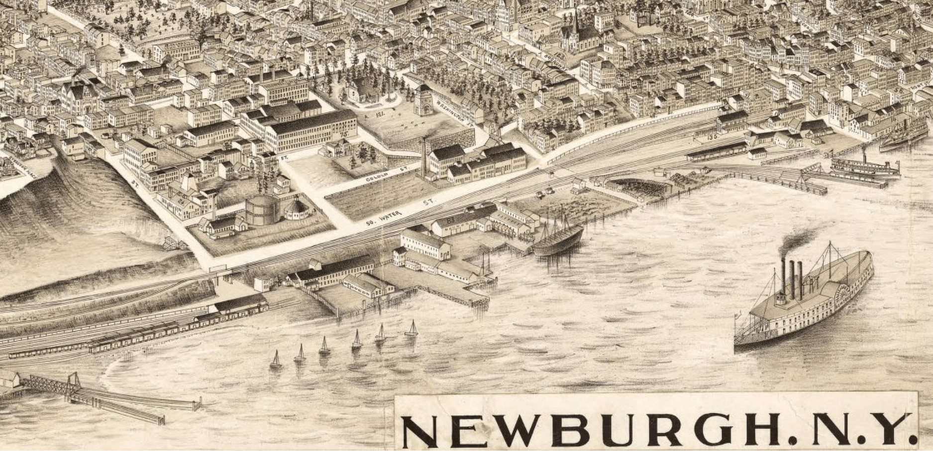 Discover Newburgh's East End Historic Districts history, architecture, and charm!