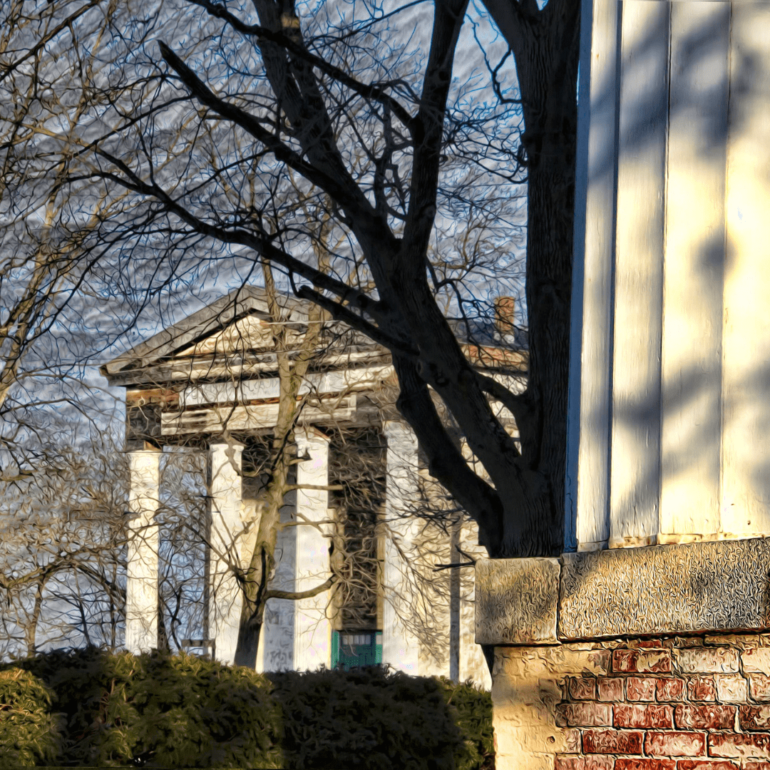 Newburgh's East End Historic District boasts some of the finest Greek Revival architecture in the country including Andrew Jackson Davis' Dutch Reformed Temple