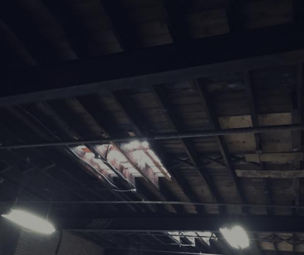 Skylight at 164 Ann Street Newburgh