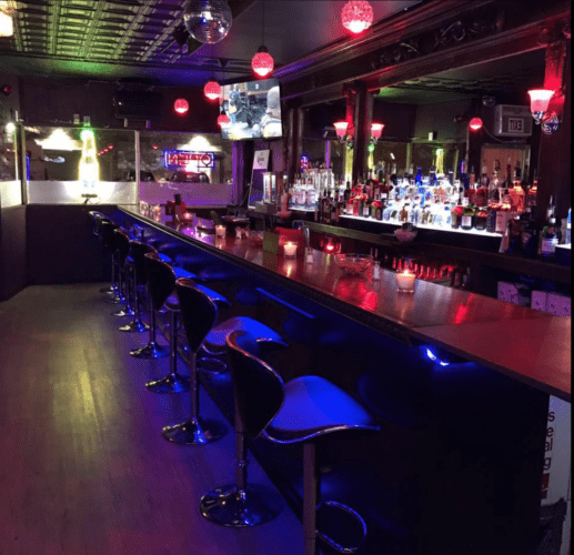 Retail Opportunity at 77 Mill Street, Newburgh, NY, photo of bar