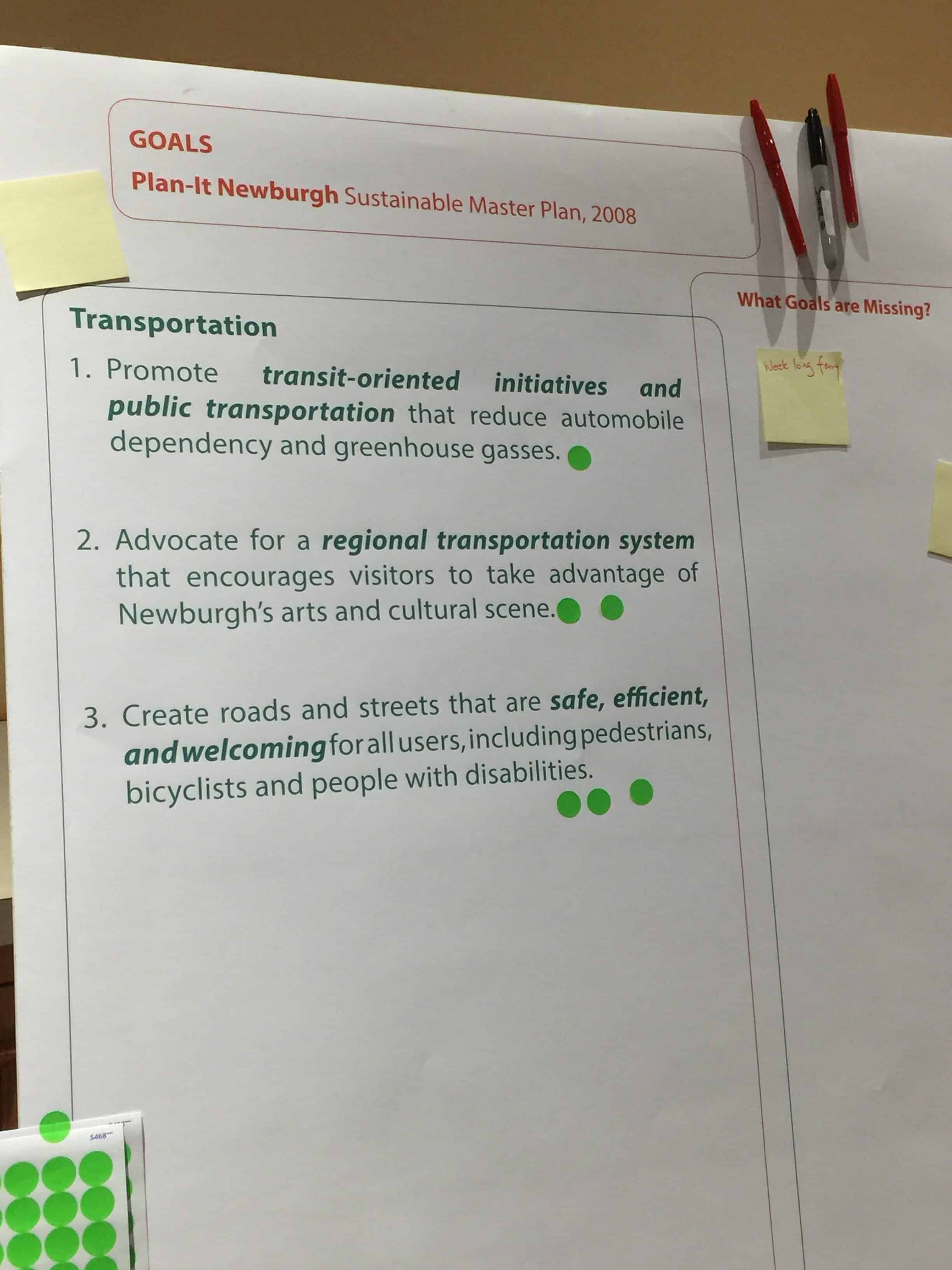 Updating Newburgh's Comprehensive Plan