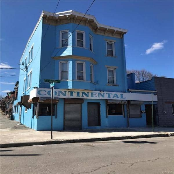 45 South Lander Street commercial multifamily and restaurant property