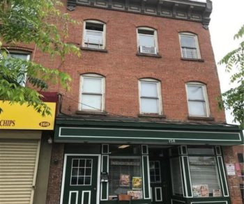Mixed Use Brick Building With Good Rental Return