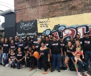 Black Vanilla Community Foundation Volunteers