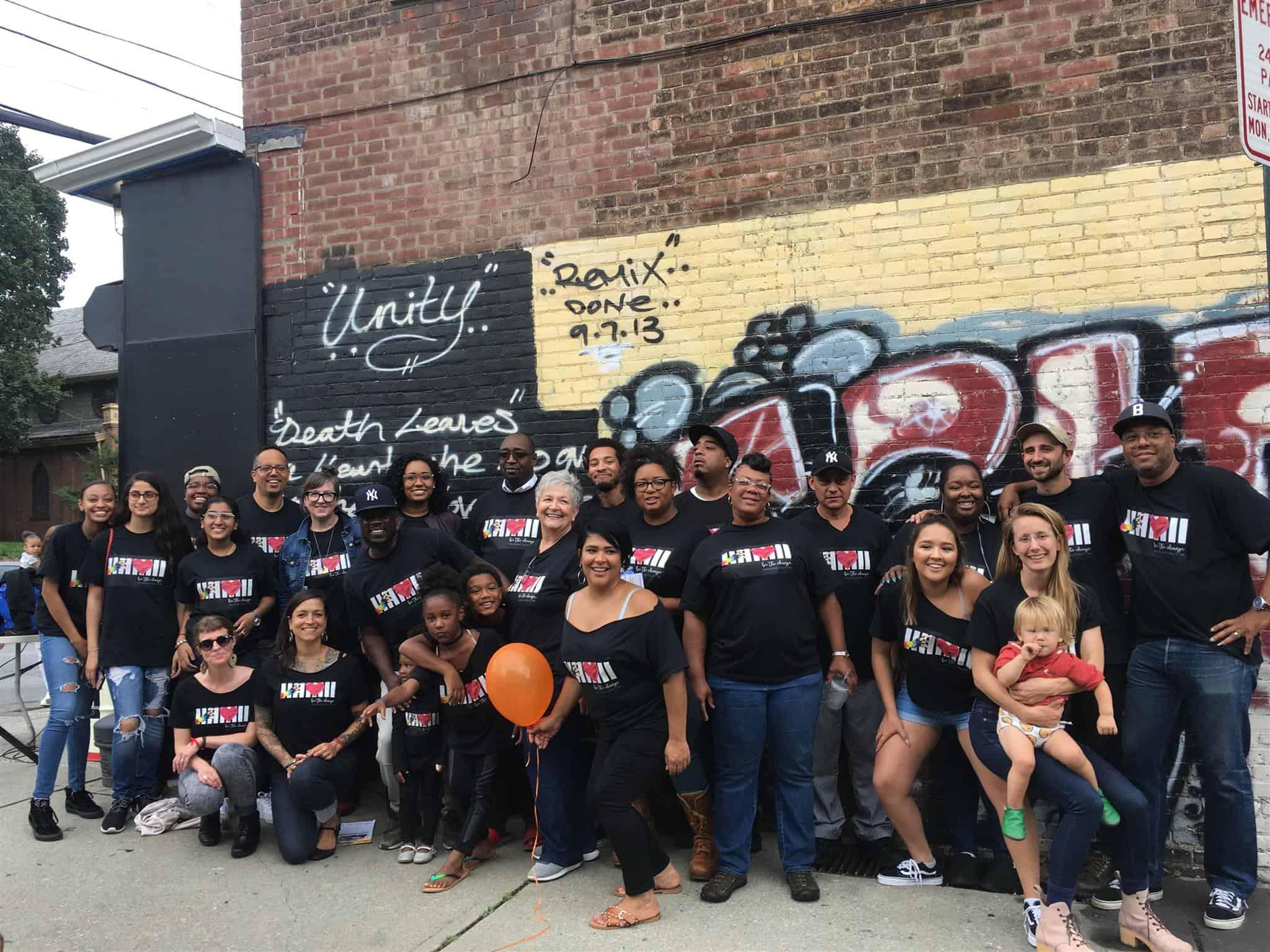 Black Vanilla Community Foundation Volunteers