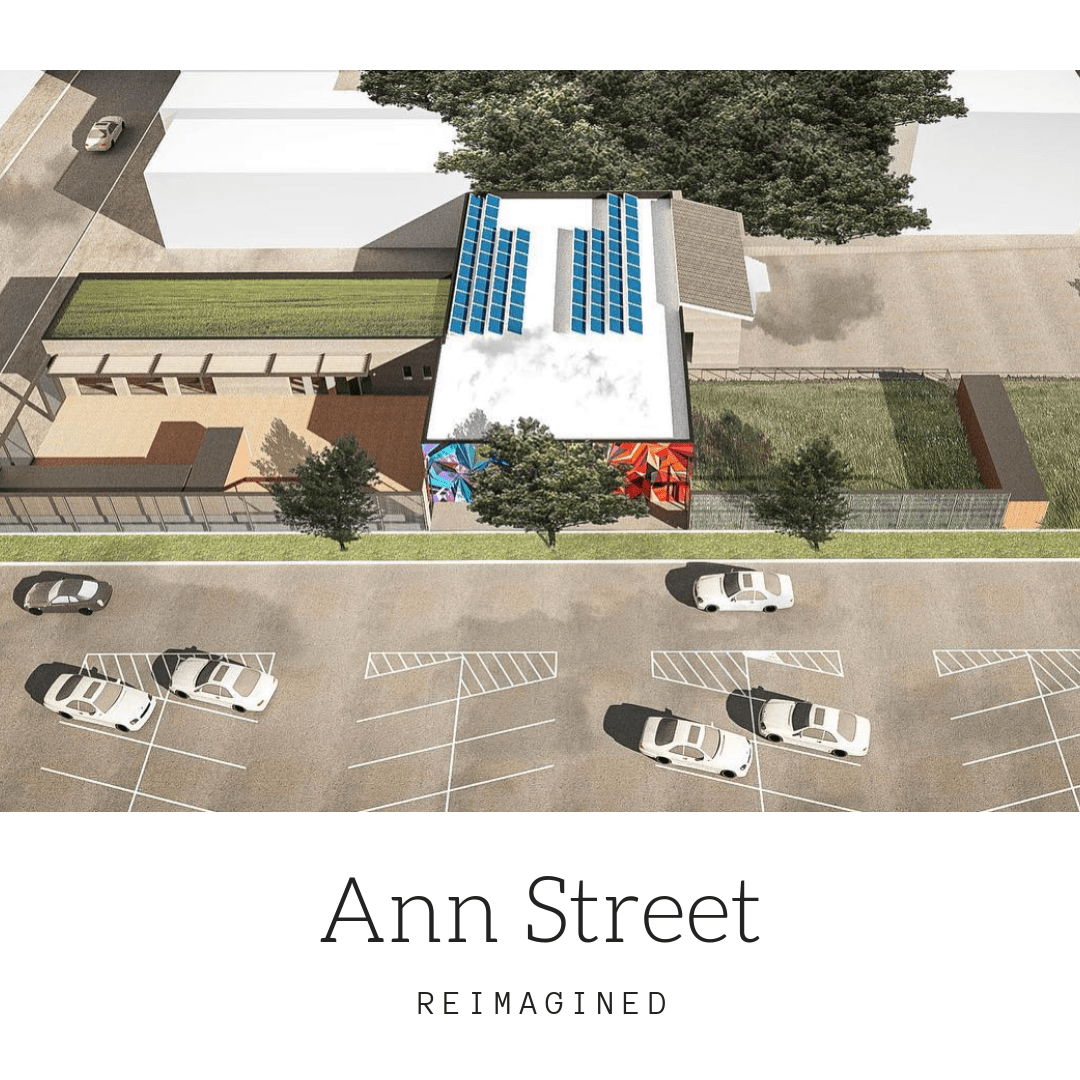 Ann Street plans by Gita Nanden