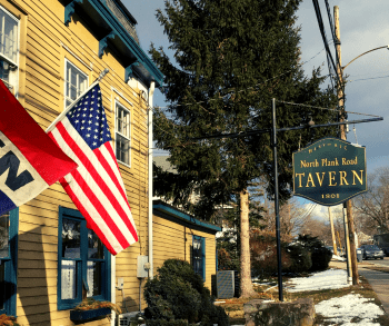 The North Plank Tavern is one of seven Newburgh restaurants participating During Hudson Valley Restaurant Week