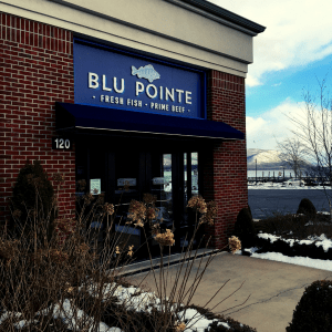 Blu Pointe one of seven Newburgh restaurants participating in Hudson Valley Restaurant Week