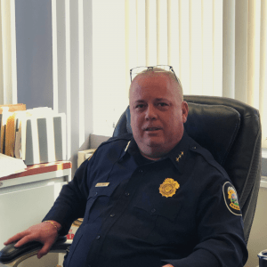 Proactive Policing has been embraced by Newburgh'S Chief of Police
