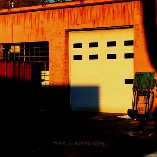 Drive in door loading doc 140 Mill Street Newburgh, N.Y.