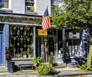 Field Trip on Liberty Street in Newburgh, N.Y. stocks apothecary products and American-made goods