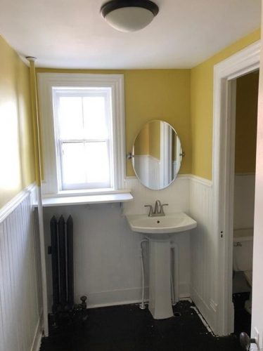 Another Restroom of Commercial Building for Sale at 255 Broadway, Newburgh, NY
