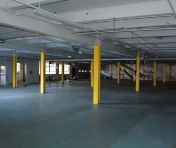 Interior View of Industrial Space for Lease at 420 N Montgomery St, Newburgh, NY