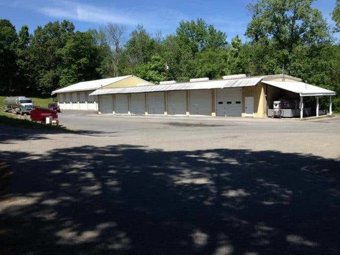 Side view of Industrial Property for Sale at 238 Gardnertown Road