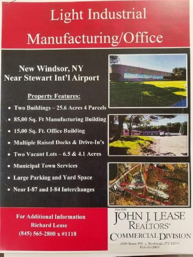Industrial Property for Sale at 617 Little Britain road
