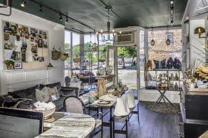 Interior Design Store Hendley & Co Liberty Street Newburgh interior view