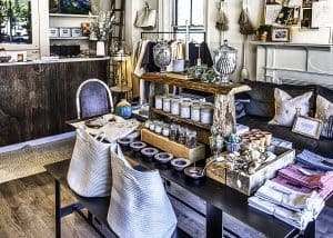 Home goods for purchase at interior design store Hendley & Co on Liberty Street in Newburgh