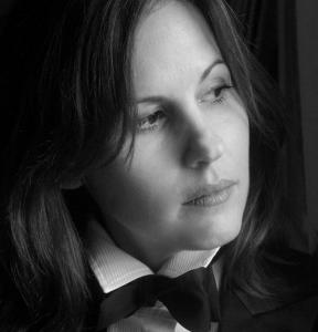 Danielle Trussardi author and co-organizer of the Newburgh Literary Festival