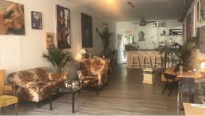Panja at 15 Liberty Street, John Bonhomme renovated the mixed use property