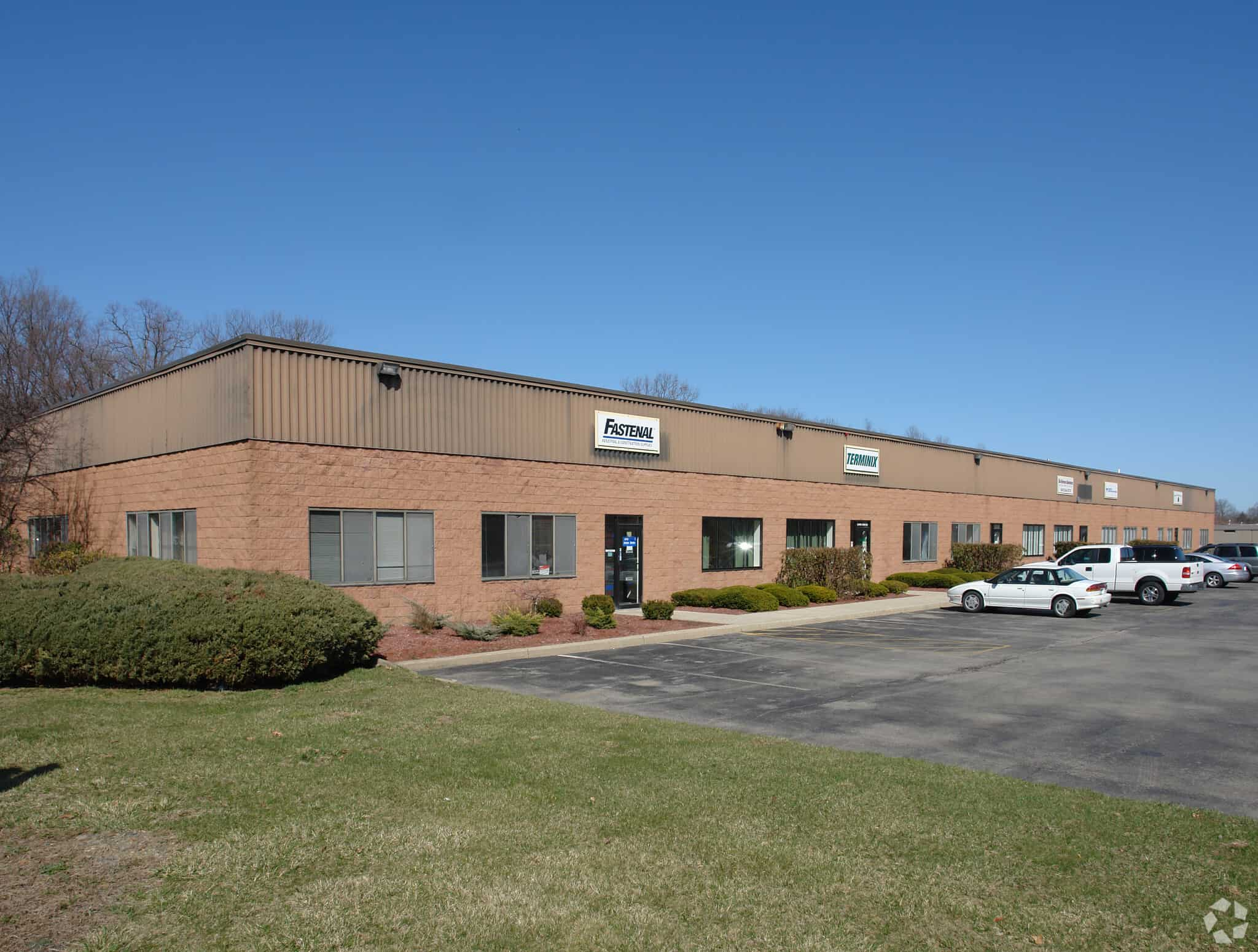 Industrial Space for Lease at 5 Jeanne Dr in Newburgh NY, Front View