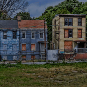 Dilapidated houses marked Newburgh's decay, but now are being renovated