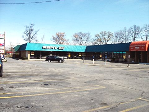 Retail Building for Sale at 1400 Route 300, Newburgh, NY, 12550-6 Retail Stores 21,200 sq. ft.