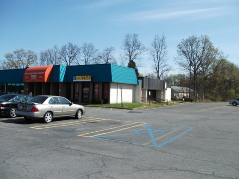 Retail Building for Sale at 1400 Route 300, Newburgh, NY, 12550 Large Parking Lot
