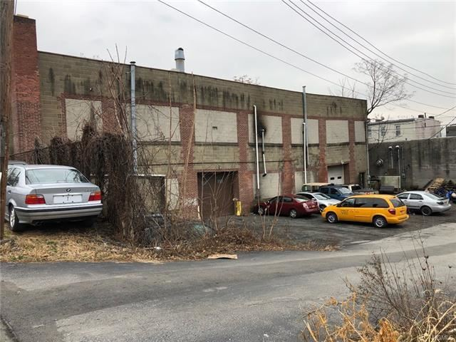 Industrial Space for lease at 179 Van Ness St, Newburgh, Side