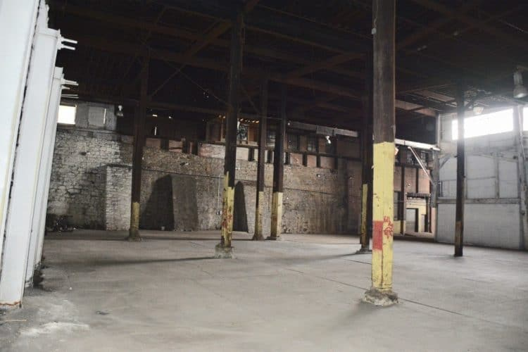Industrial Space for Lease at 1-15 S Colden St in Newburgh, New York Interior space