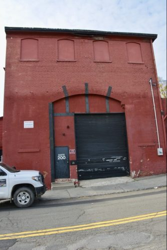 Industrial Space for Lease at 1-15 s Colden St in Newburgh, New York Main entrance